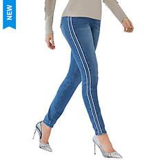 Side Embellished Jeans