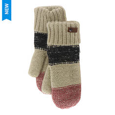 Roxy Snow Shelby Block Mittens