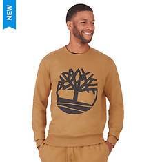 Timberland Core Tree Crewneck Sweatshirt