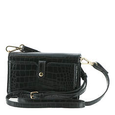 Urban Expressions Emma Croc Crossbody Bag