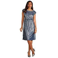 Rhinestone Adorned Dress