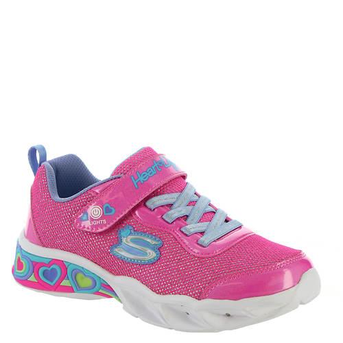 Skechers Sweetheart Lights Shimmer Spells (Girls' Toddler-Youth)