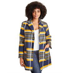 Longline Blazer Jacket