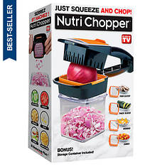 Nutri-Chopper Slicer/Chopper