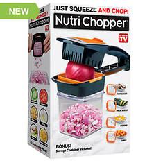 Nutri-Chopper Slicer/Chopper