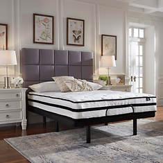 "Sierra Sleep by Ashley Furniture 10"" Chime Hybrid Mattress"