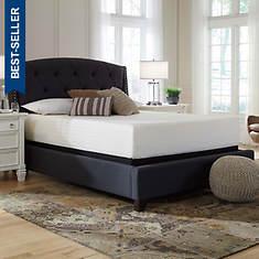 "Sierra Sleep by Ashley Furniture 12"" Chime Memory Foam Mattress"