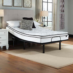 "Sierra Sleep by Ashley Furniture 10"" Bonnell Mattress"