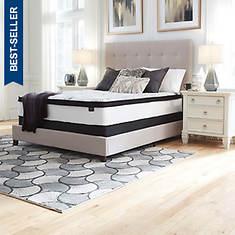"Sierra Sleep by Ashley Furniture 12"" Chime Hybrid Mattress"