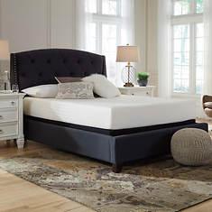 Sierra Sleep by Ashley Furniture 10'' Chime Memory Foam Mattress