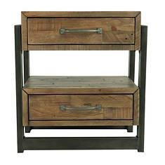 Signature Design by Ashley Furniture Sommerford 2-Drawer Night Stand