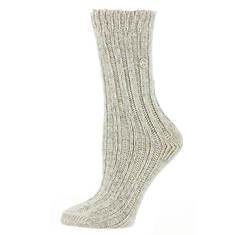 Birkenstock Women's Cotton Bling Crew Socks