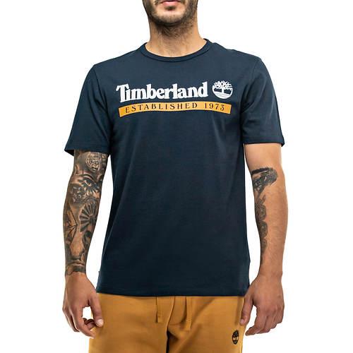 Timberland Men's Short Sleeve Est. 1973 Tee