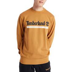 Timberland Men's Est. 1973 Crew Neck Sweatshirt