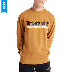 Timberland Men's Est. 1973 Crew Neck Sweatshirt