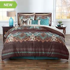 Butterfly 7-Piece Comforter Set