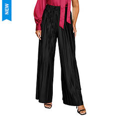 Pleated Knit Pant