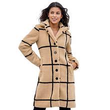 Sherpa Button-Up Jacket