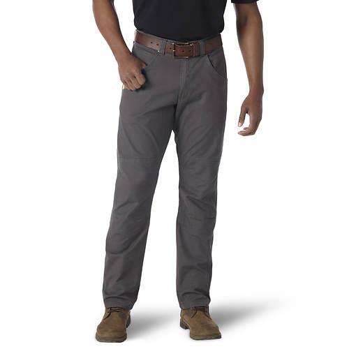 Wrangler Men's Regular Straight Utility Pant