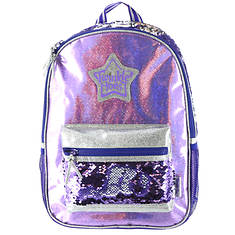 Skechers Twinkle Toes Flip Sequin Backpack