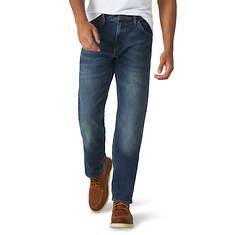 Lee Jeans Men's Regular Straight Jean