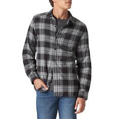 Lee Jeans Men's LS Flannel Shirt