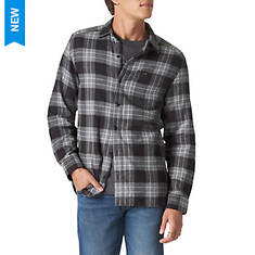 Lee Jeans Men's LS Flannel Shirt