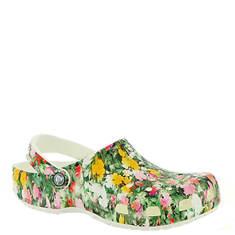 Crocs™ Classic Printed Floral Clog (Women's)