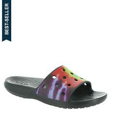 Crocs™ Classic Tie Dye Slide (Unisex)