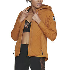 Skechers Women's Classic Quilted Jacket