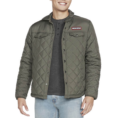 Skechers Men's Chill Out Quilted Jacket