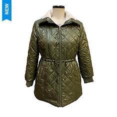 Details Women's Zip Front Reversible Jacket