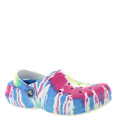 Crocs™ Classic Lined Tie Dye Clog (Girls' Toddler-Youth)