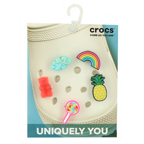 Crocs™ Happy Candy Jibbitz™ 5-Pack (Unisex)