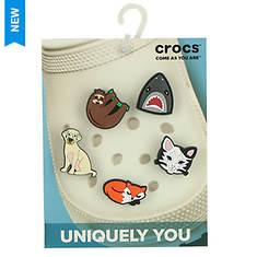 Crocs™ Animal Lovers 5-Pack (Unisex)