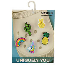 Crocs™ Fun Trend 5-Pack (Unisex)