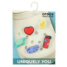 Crocs™ Peace Love & Outdoors 5-Pack (Unisex)