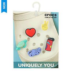 Crocs™ Peace Love & Outdoors 5-Pack (Unisex)