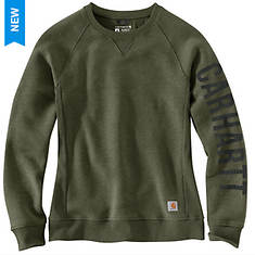 Carhartt-Midweight Crewneck Graphic Sweatshirt