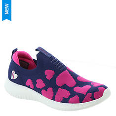 Skechers Ultra Flex-Easy to Love (Girls' Toddler-Youth)