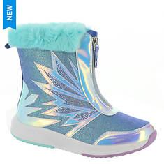 Skechers Speed Runner-Snow Sparkle (Girls' Toddler-Youth)