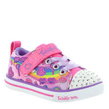 Skechers Sparkle Lite-Rainbow Skies 314756N (Girls' Infant-Toddler)