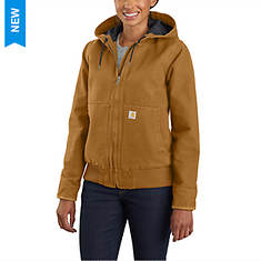 Carhartt Women's Washed Duck Insulated Active Jacket