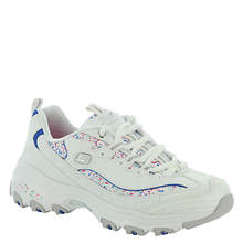 Skechers Sport D'Lites-Dazzling Canvas (Women's)