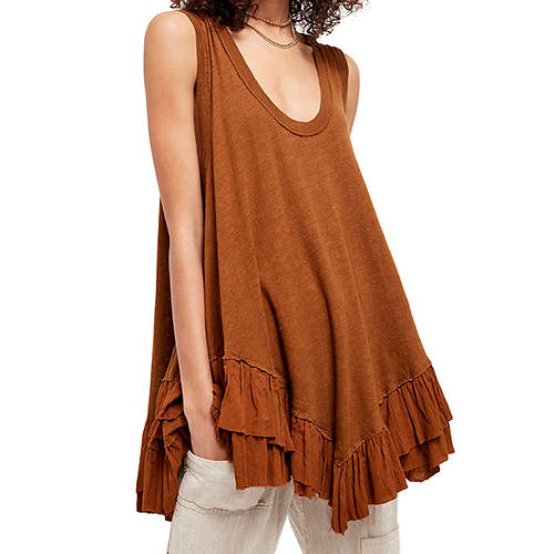 Free People Women's Shimmy Sasha Tank