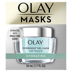Olay Overnight Hydrating  Gel Mask