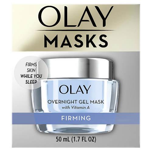 Olay Overnight Gel Firming Mask