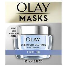 Olay Overnight Gel Firming Mask