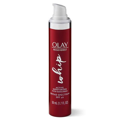 Olay Regenerist Whip Face Moisturizer SPF 40