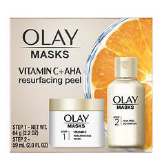 Olay Mask Resurfacing Peel with Vitamin C + AHA